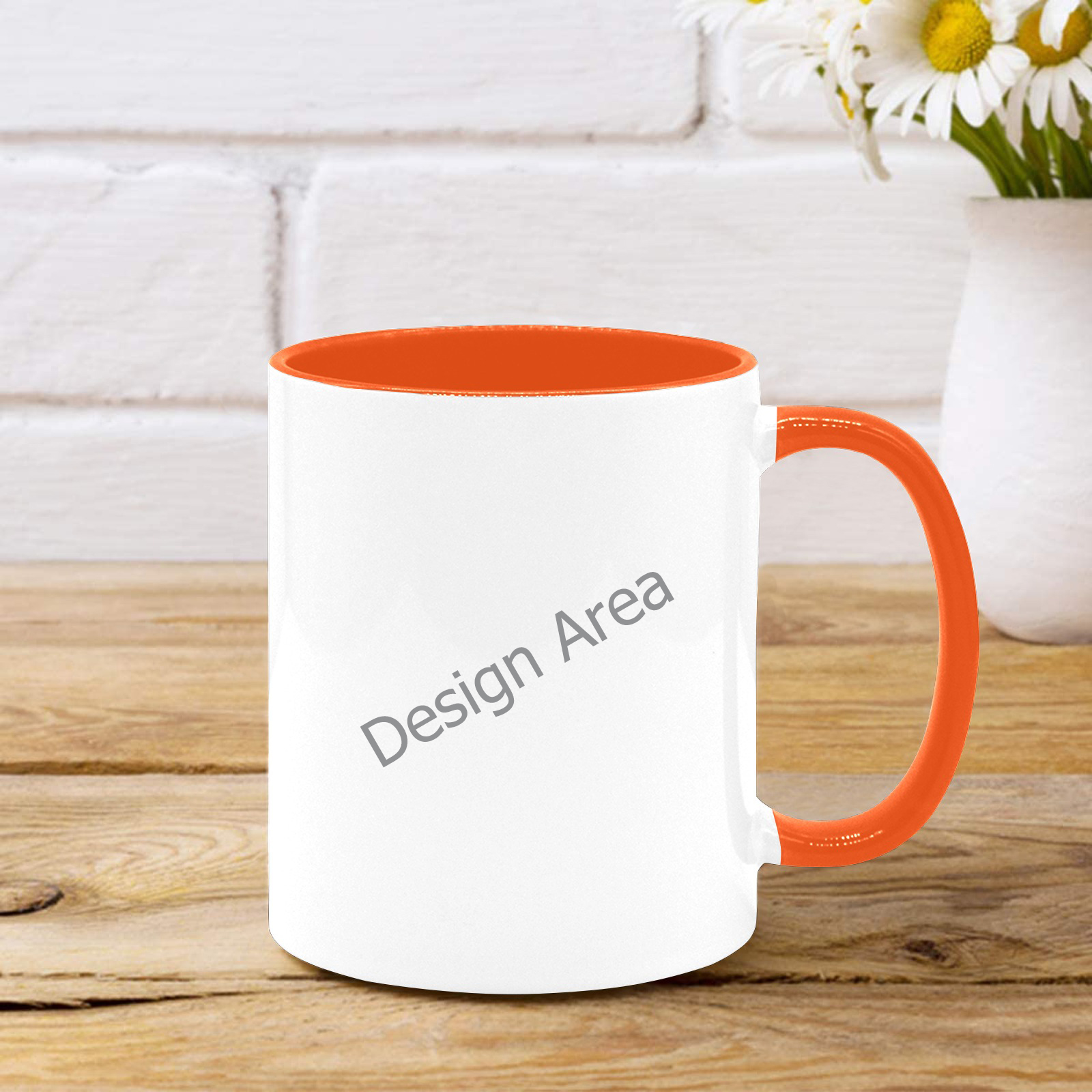 Custom Inner Color Mug (11oz)