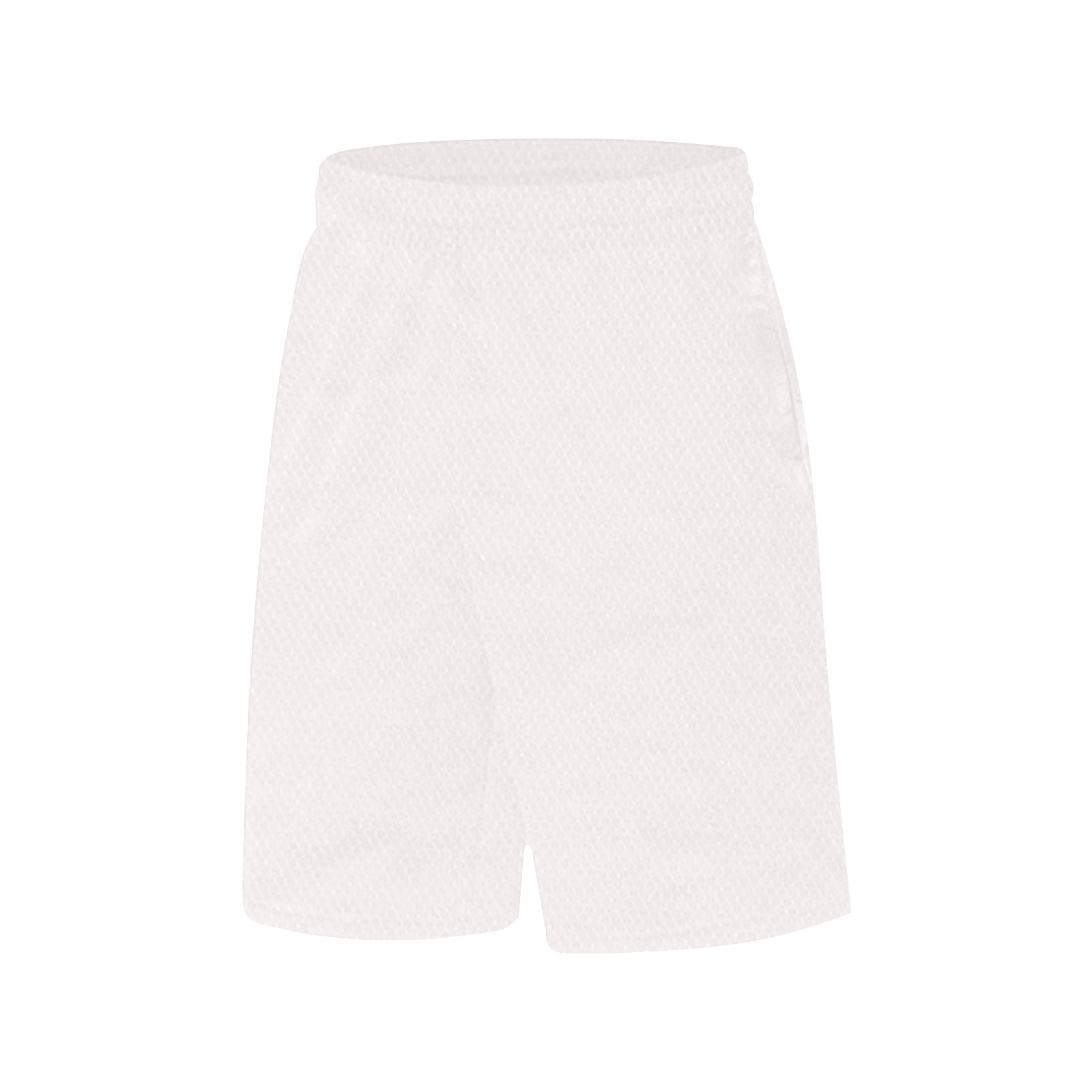 All Over Print Basketball Shorts with Pocket