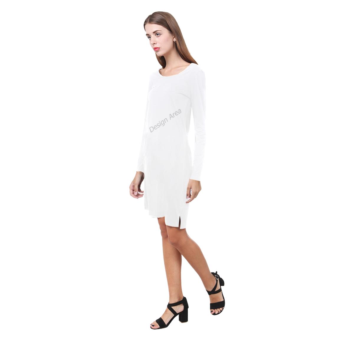Demeter Long Sleeve Nightdress (Model D03)