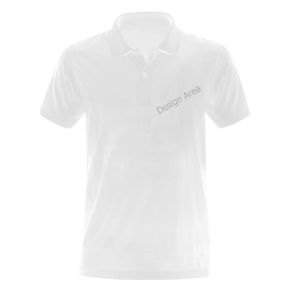 Men's Polo Shirt (Model T24)
