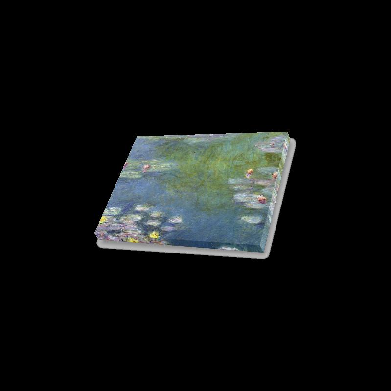 "Claude Monet Canvas Print 7""x5"""