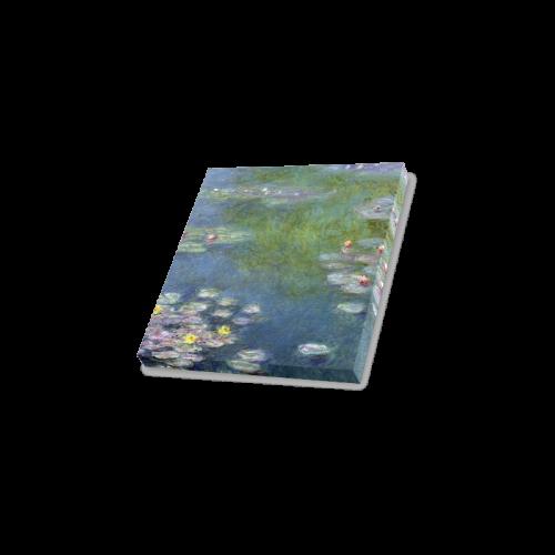 "Claude Monet Canvas Print 6""x6"""