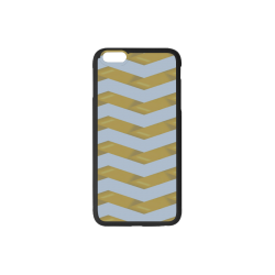 Chevron Rubber Case for iPhone 6/6s Plus