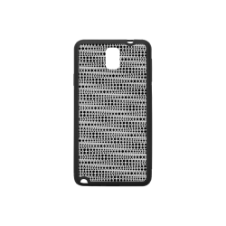 Polka Dot Rubber Case for Samsung Galaxy Note 3