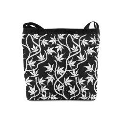 Seamless Floral  Vector pattern Personalized Desig Crossbody Bags (Model 1613)