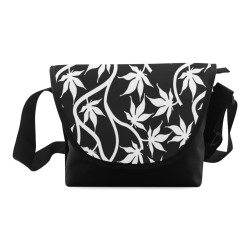 Seamless Floral  Vector pattern Personalized Desig Crossbody Bag (Model 1631)