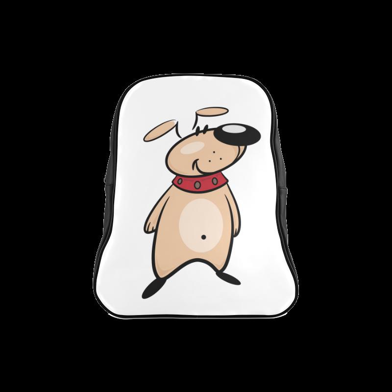 dog_t School Backpack/Large (Model 1601)