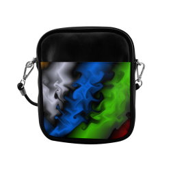 Natural flow of color Sling Bag (Model 1627)