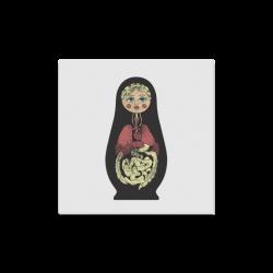 "Russian doll Canvas Print 16""x16"""