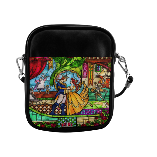 Tale as Old as Time Sling Bag (Model 1627)