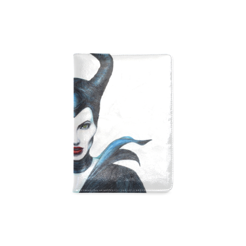 Maleficent Drawing Custom NoteBook A5