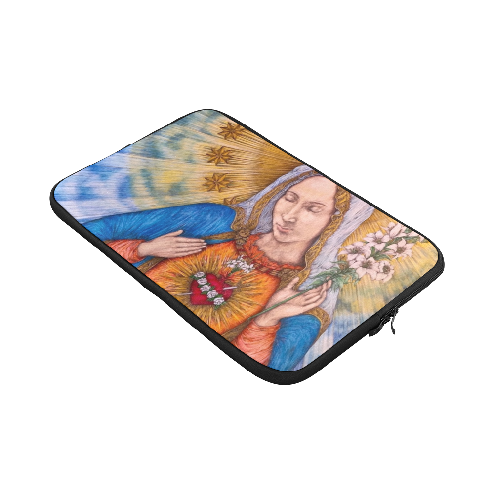 Immaculate Heart Of Virgin Mary Drawing Macbook Pro 17''