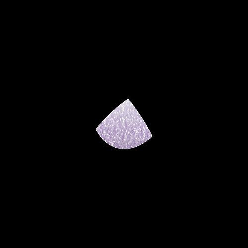 purple ombre feathers pattern white Custom Bikini Swimsuit