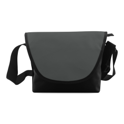 Pirate Black Color Accent Crossbody Bag (Model 1631)