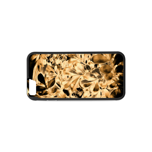 Foliage #2 Gold - Jera Nour Rubber Case for iPhone 6/6s