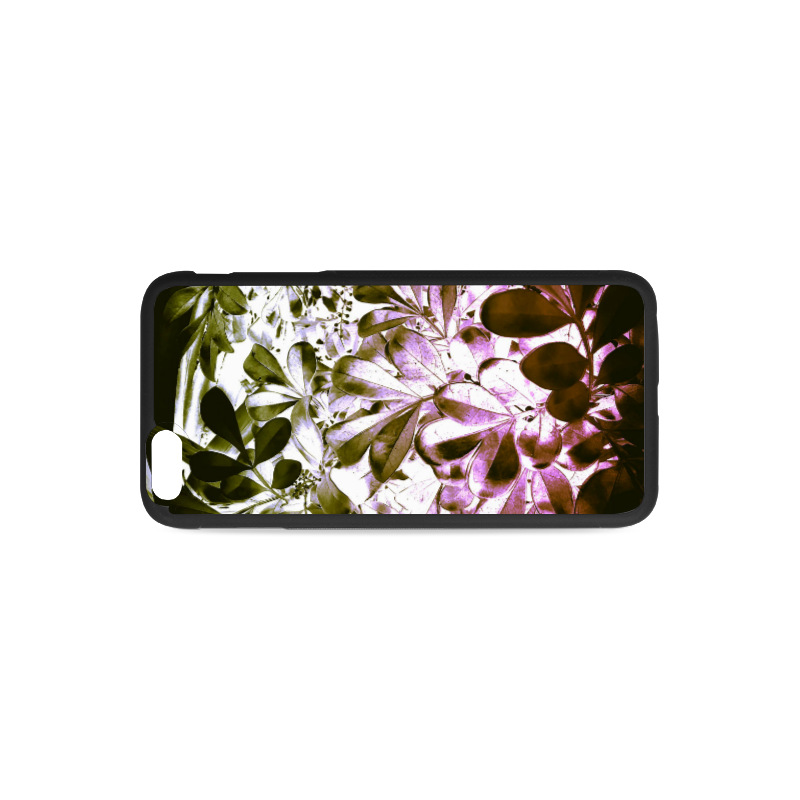 Foliage-4 Rubber Case for iPhone 6/6s Plus