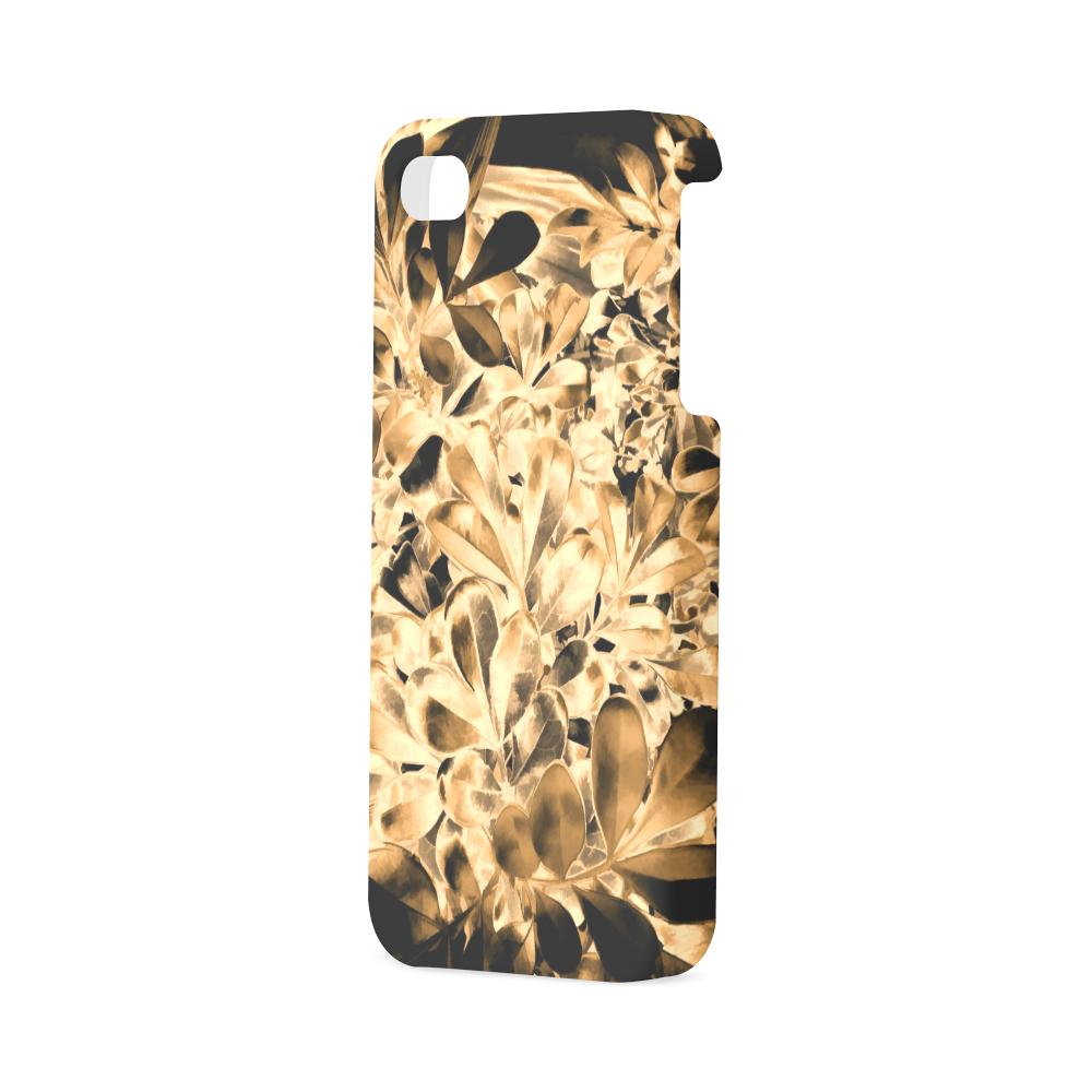 Foliage #2 Gold - Jera Nour Hard Case for iPhone 4/4s