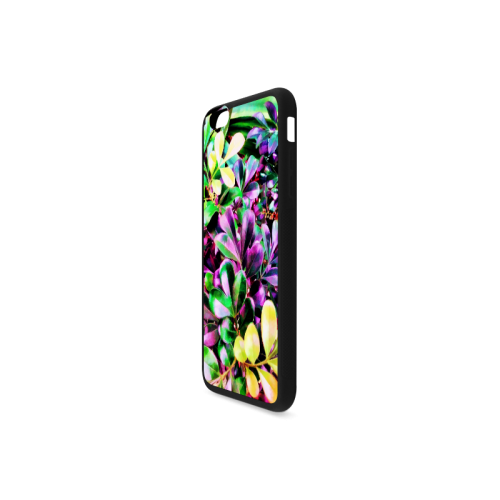 Foliage-3 Rubber Case for iPhone 6/6s Plus