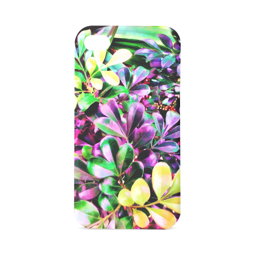 Foliage-3 Hard Case for iPhone 4/4s