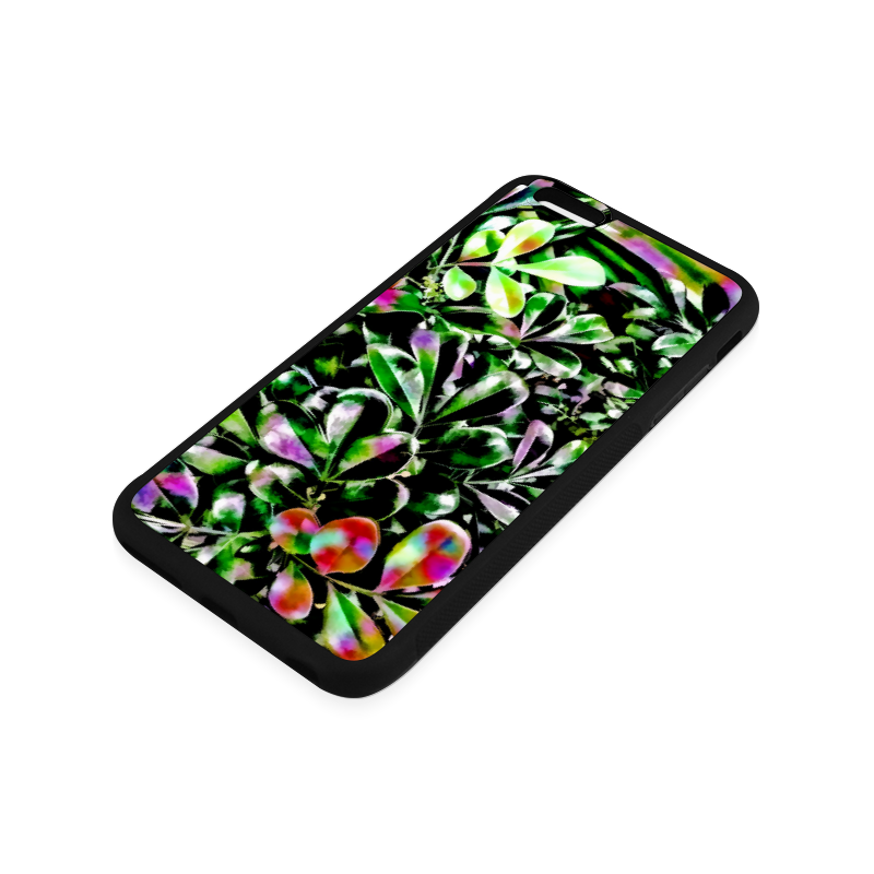 Foliage-6 Rubber Case for iPhone 6/6s Plus