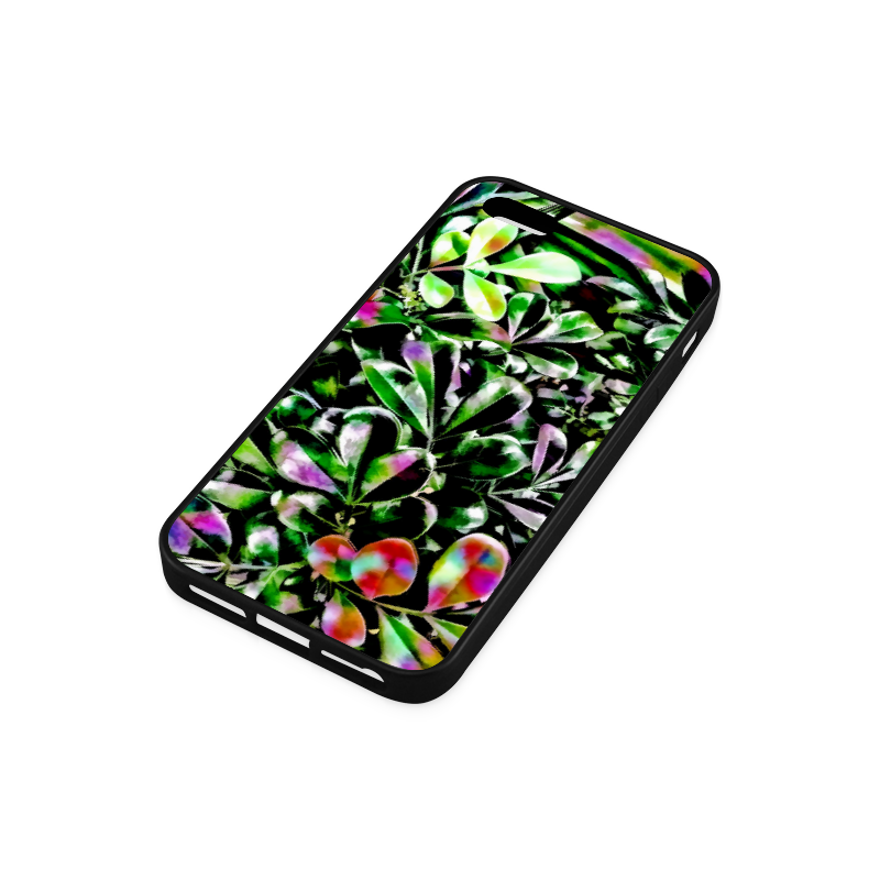Foliage-6 Rubber Case for iPhone 5/5s