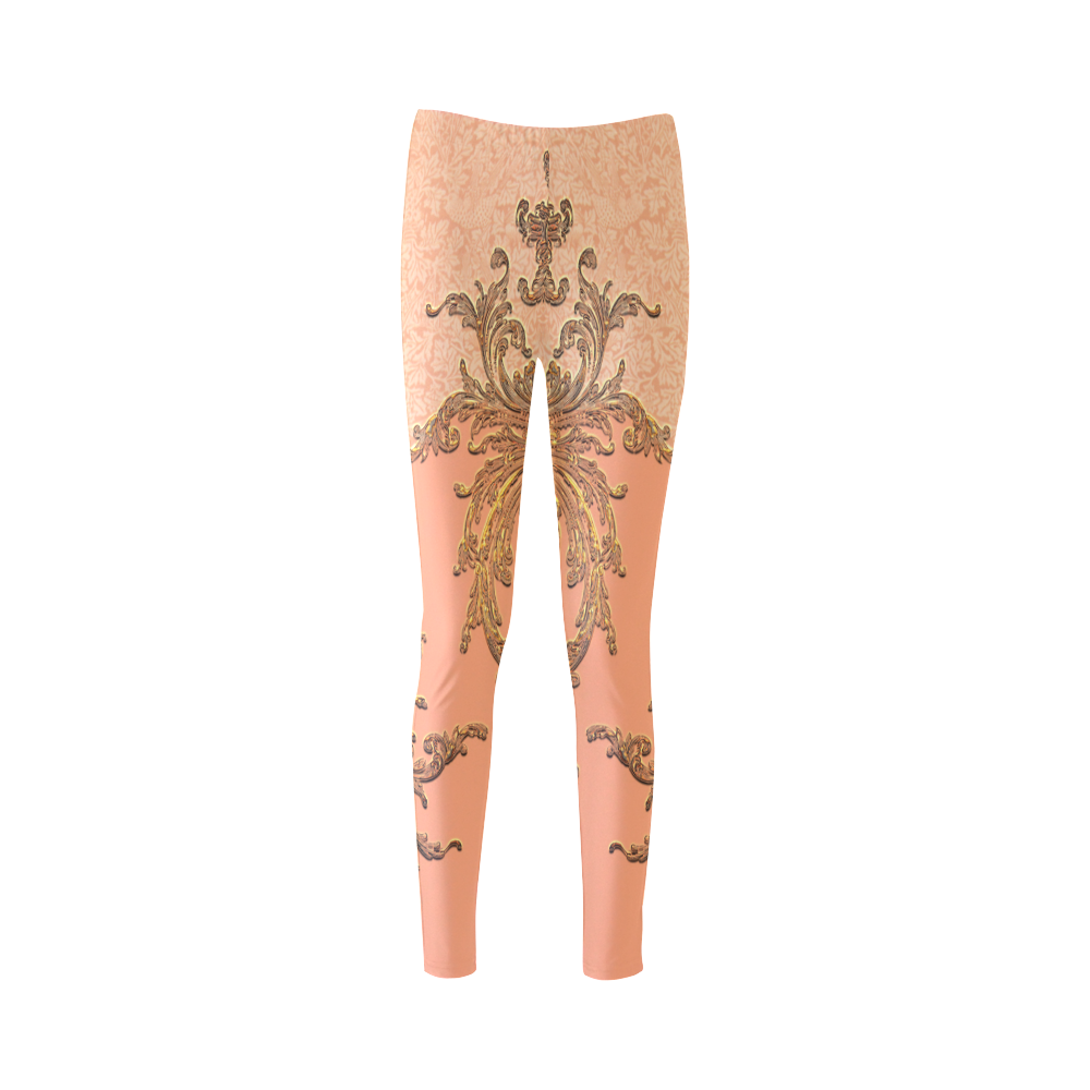 A touch of vintage Cassandra Women's Leggings (Model L01)