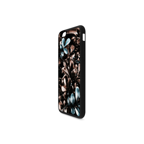 Foliage-5 Rubber Case for iPhone 6/6s Plus