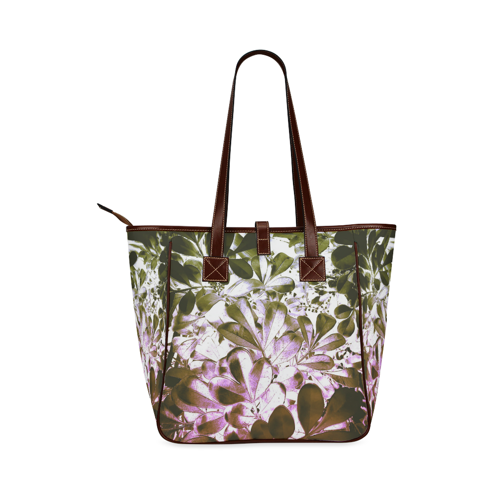 Foliage-4 Classic Tote Bag (Model 1644)