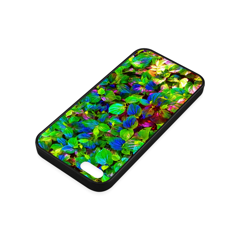 Foliage-7 Rubber Case for iPhone 5/5s