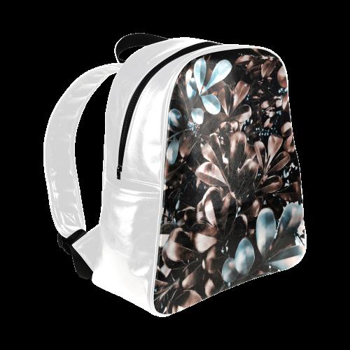 Foliage-5 Multi-Pockets Backpack (Model 1636)