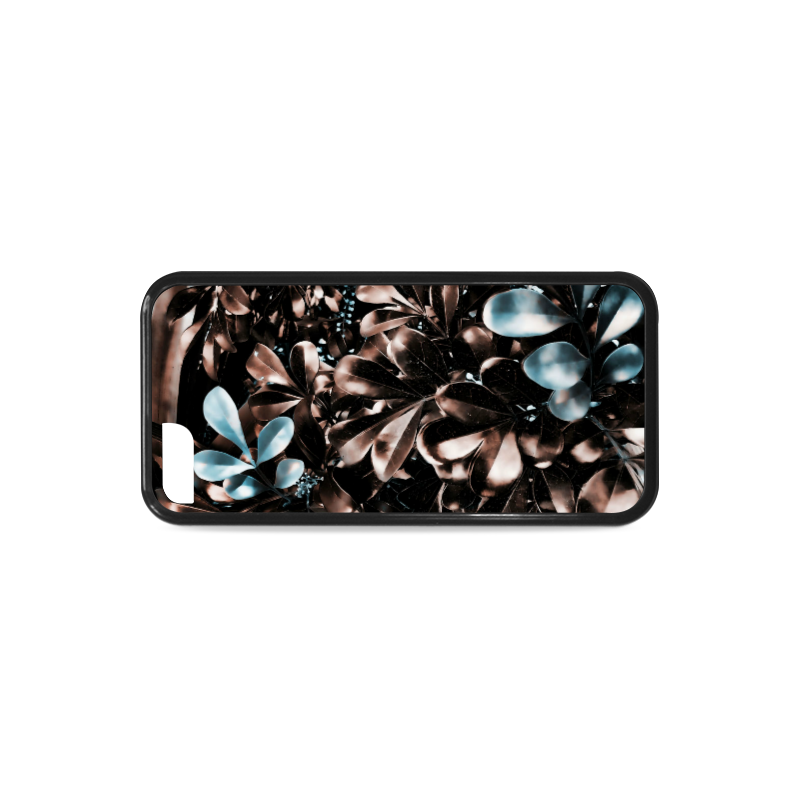 Foliage-5 Rubber Case for iPhone 5c