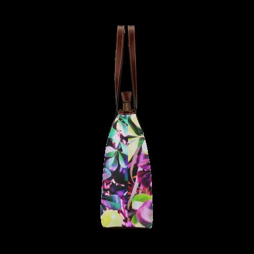 Foliage-3 Shoulder Tote Bag (Model 1646)