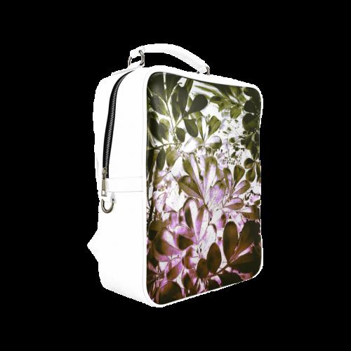 Foliage-4 Square Backpack (Model 1618)