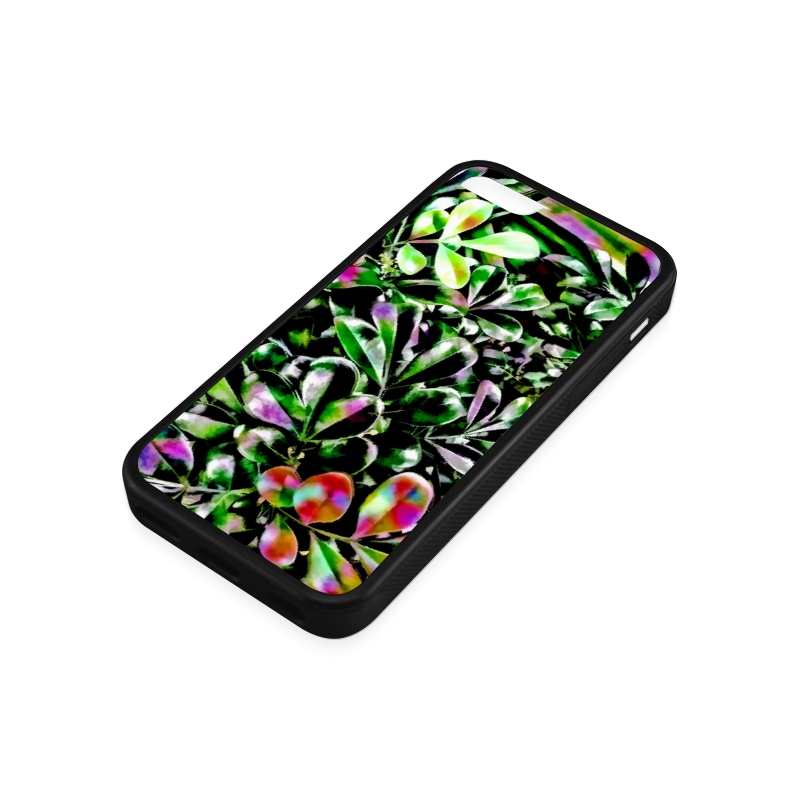 Foliage-6 Rubber Case for iPhone 5c