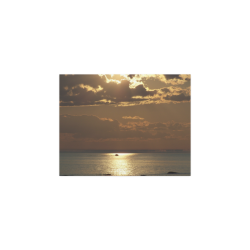 """Awesome Sea Scene Poster 11""""x8.5"""""""