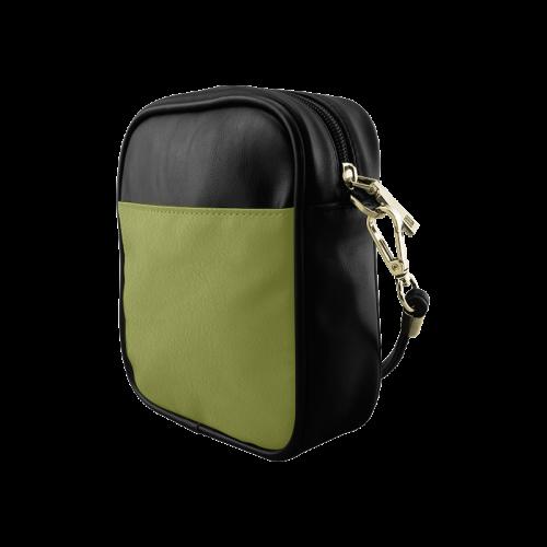 Woodbine Color Accent Sling Bag (Model 1627)