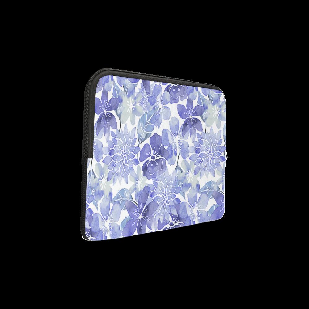Watercolor Flower Pattern Macbook Air 11''