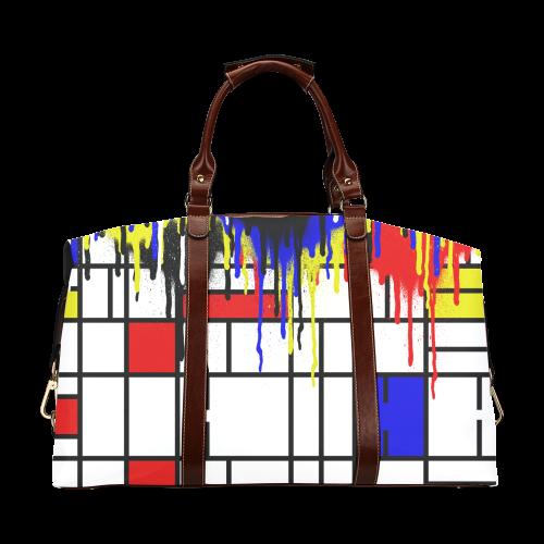 MONDRIANN Classic Travel Bag (Model 1643)