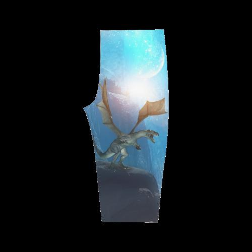 The dragon Hestia Cropped Leggings (Model L03)