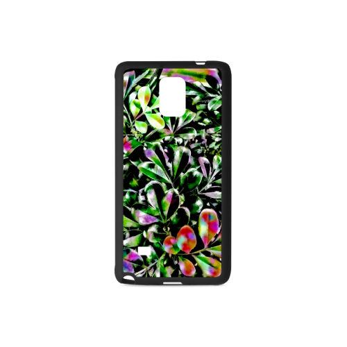 Foliage-6 Rubber Case for Samsung Galaxy Note 4