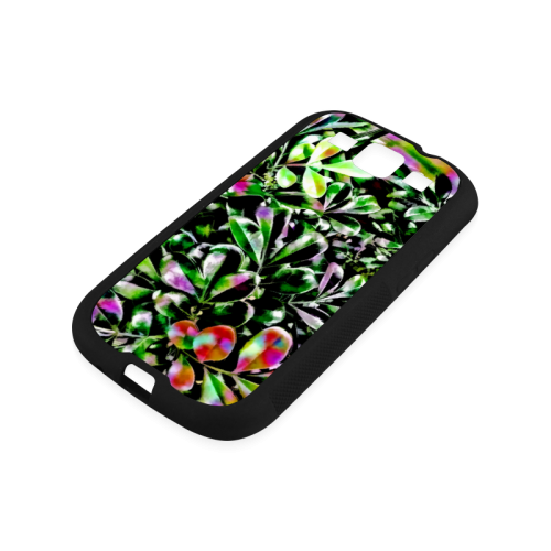 Foliage-6 Rubber Case for Samsung Galaxy S3