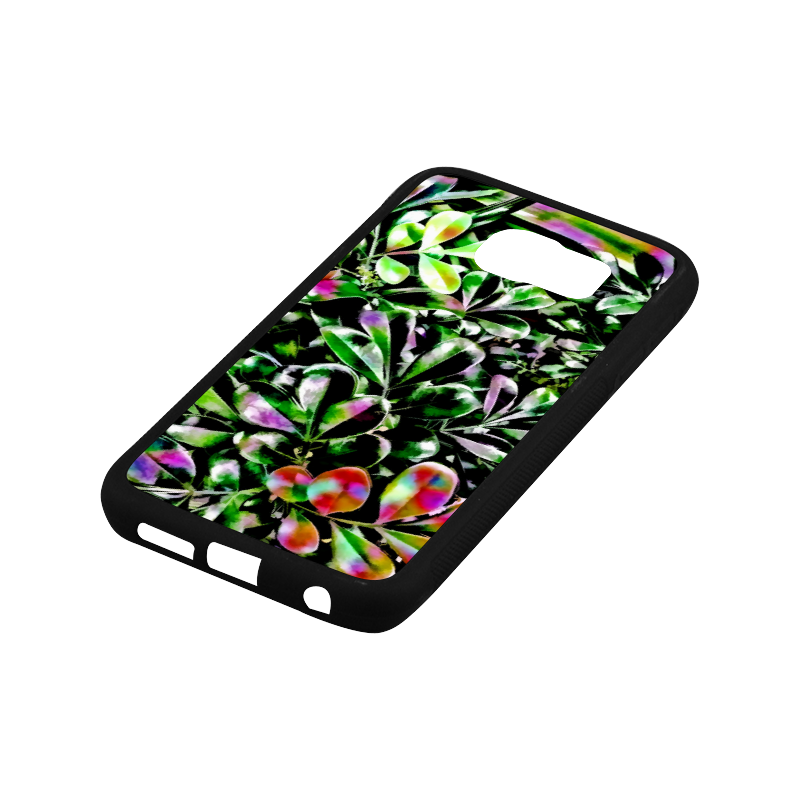 Foliage-6 Rubber Case for Samsung Galaxy S6