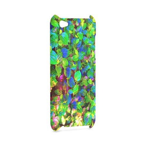 Foliage-7 Hard Case for iPod Touch 4
