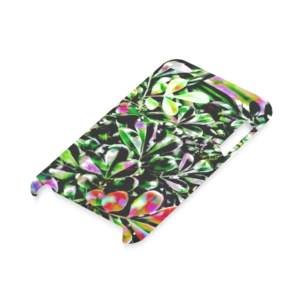 Foliage-6 Hard Case for iPod Touch 4