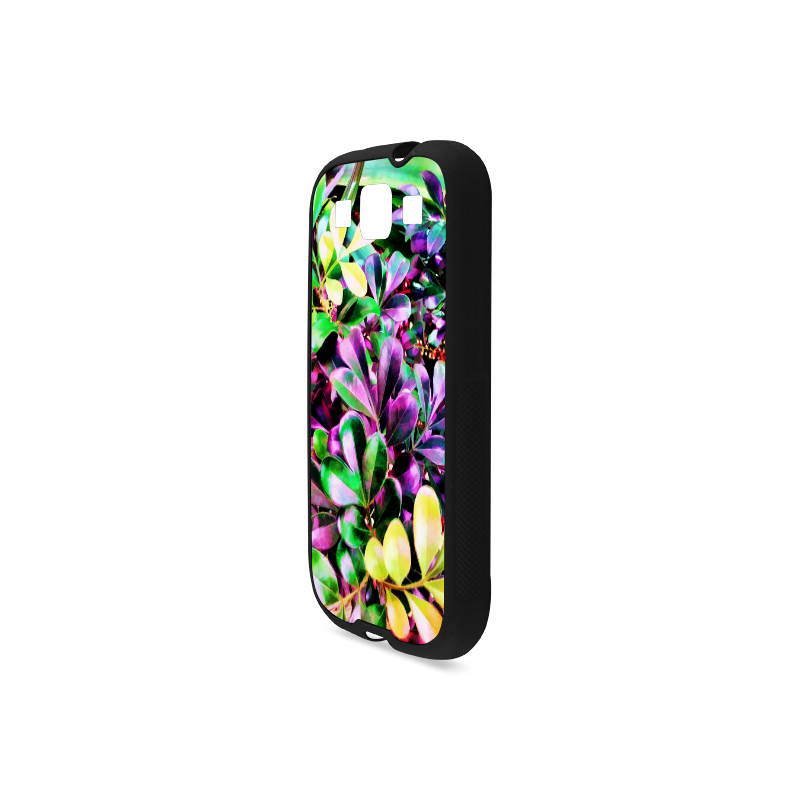 Foliage-3 Rubber Case for Samsung Galaxy S3