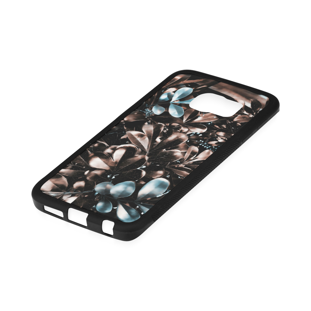 Foliage-5 Rubber Case for Samsung Galaxy S6 Edge