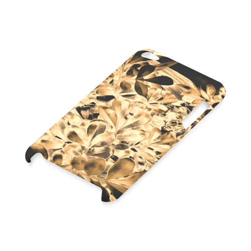 Foliage #2 Gold - Jera Nour Hard Case for iPod Touch 4