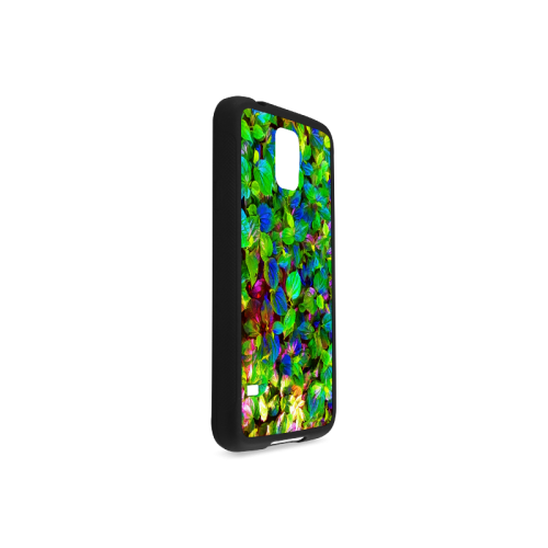 Foliage-7 Rubber Case for Samsung Galaxy S5