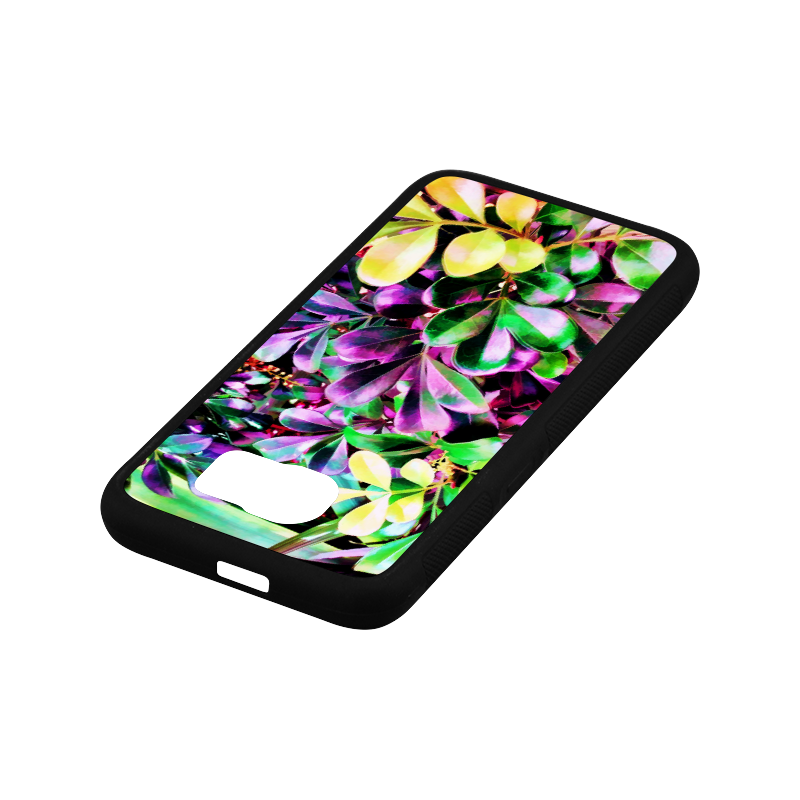Foliage-3 Rubber Case for Samsung Galaxy S6