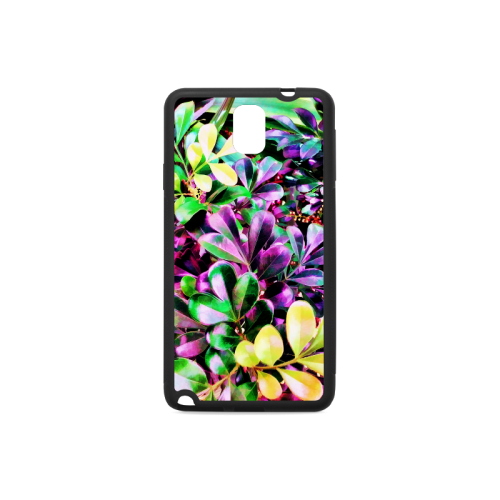 Foliage-3 Rubber Case for Samsung Galaxy Note 3
